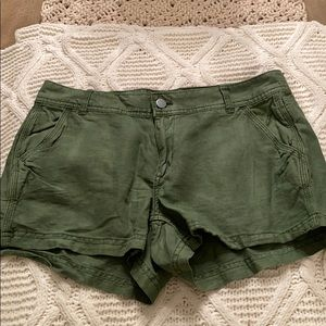 J Crew cargo shorts